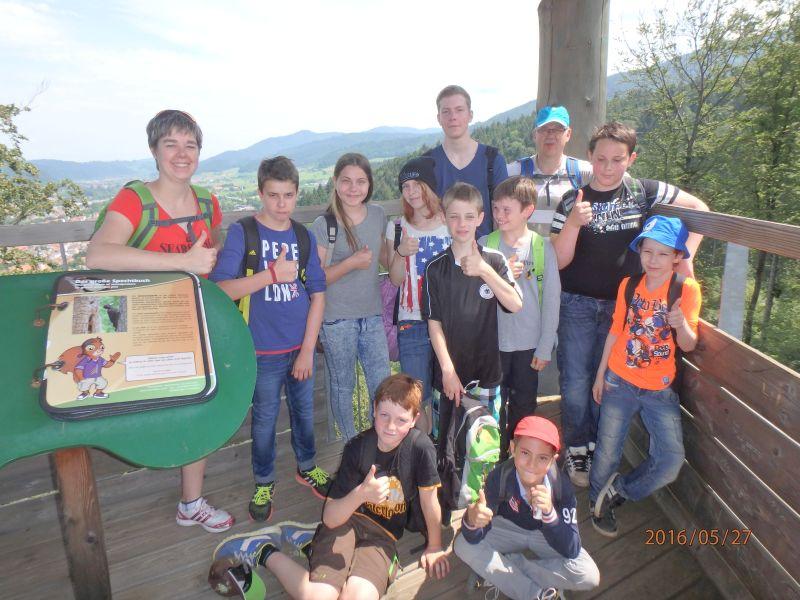 Ausflug der Jugendfeuerwehr Bruchhausen und Oberweier nach Nordweil