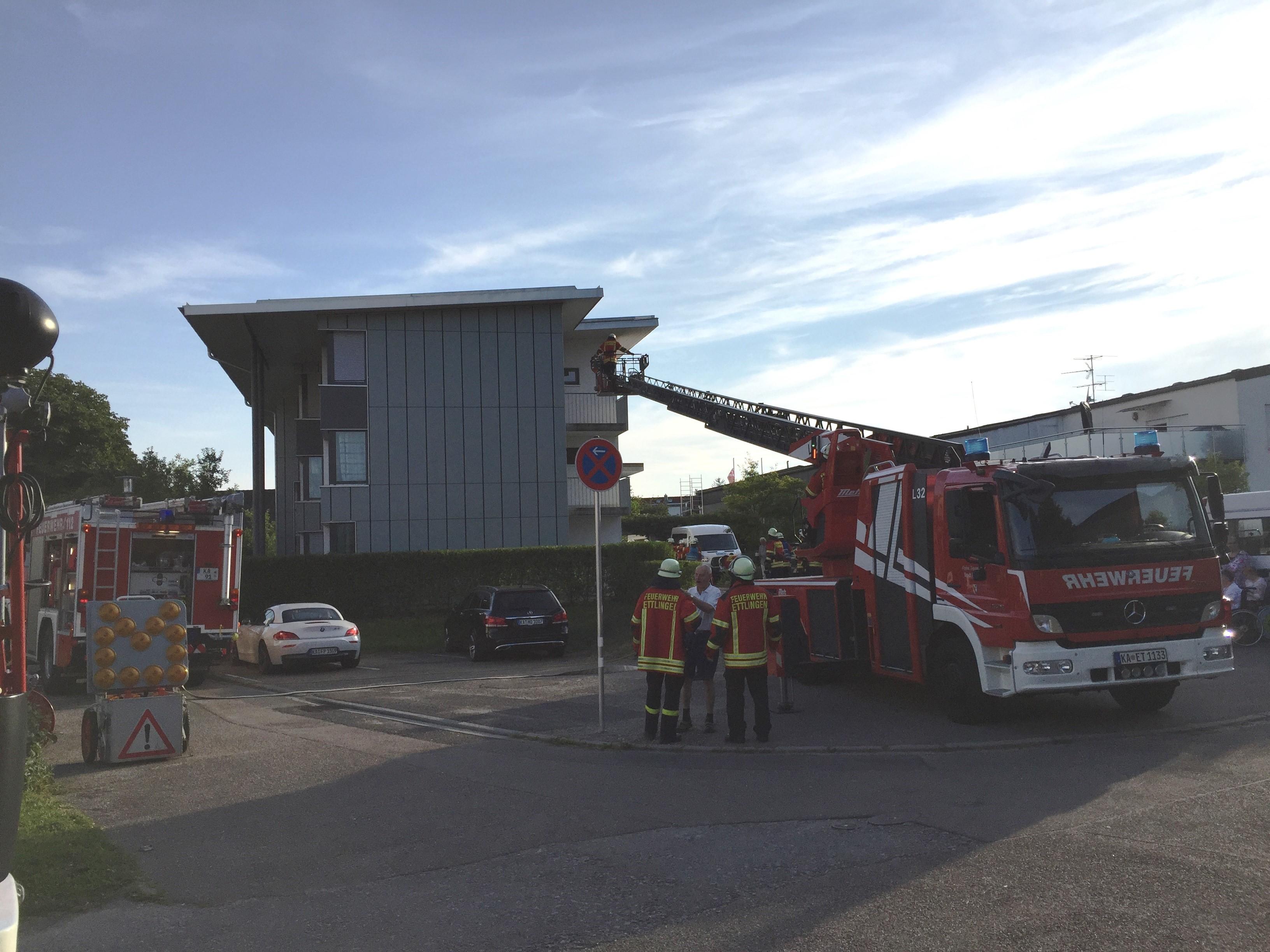 Freiwillige Feuerwehr Ettlingen, Löschverband- Tal