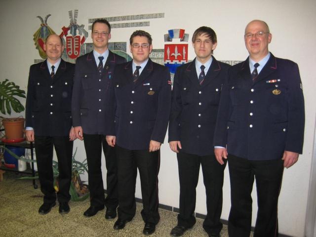68. Jahreshauptversammlung der Freieilligen Feuerwehr Abteilung Bruchhausen