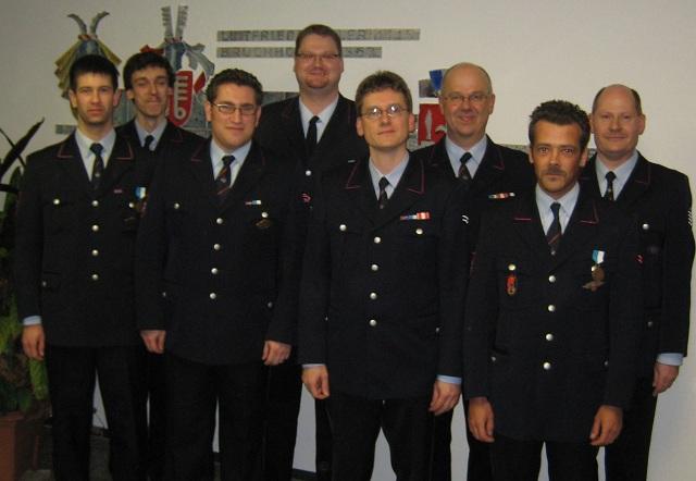 69. Jahreshauptversammlung der Freiwilligen Feuerwehr Abteilung Bruchhausen