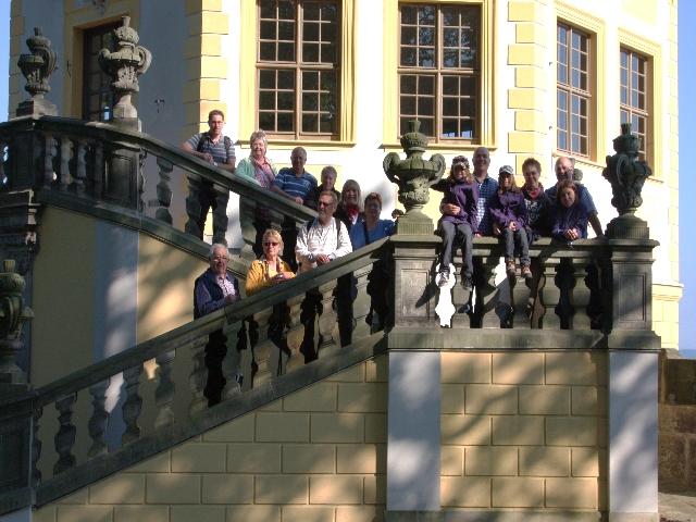 Mehrtagesausflug nach Dresden 09.09.2010