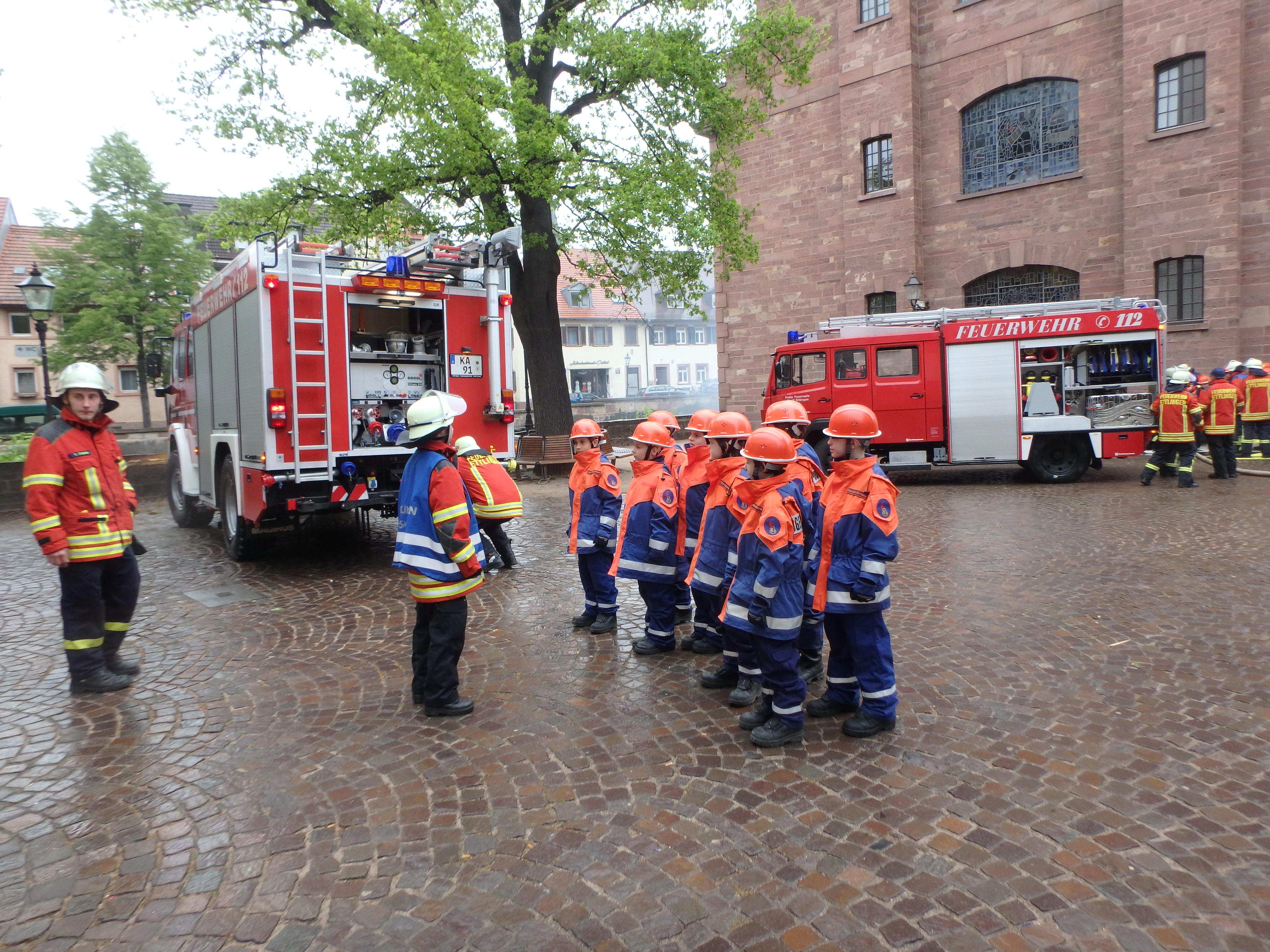 Freiwillige Feuerwehr Ettlingen